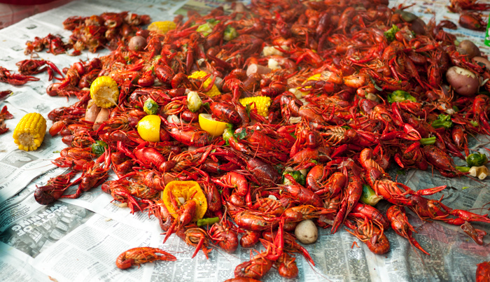New Orleans Non Spicy Food