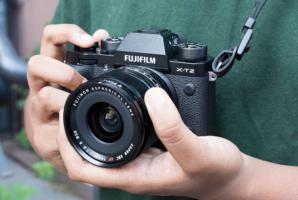 mirrorless camera fujifilm x-t2